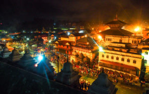 Image of Pashupatinath temple