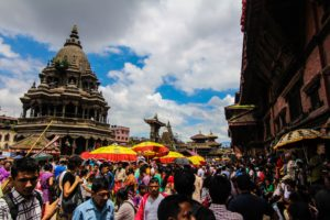 Patan Durbar Square Jaai Gaatra